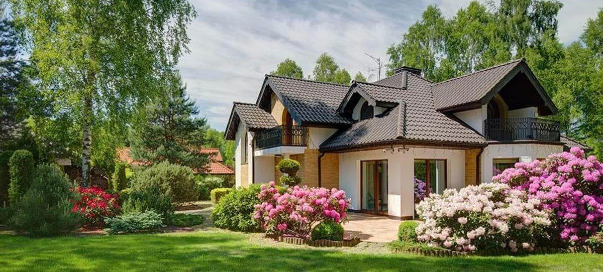 Schönes Haus im Grünen   Immobiliensuche mit Greens Immobilien